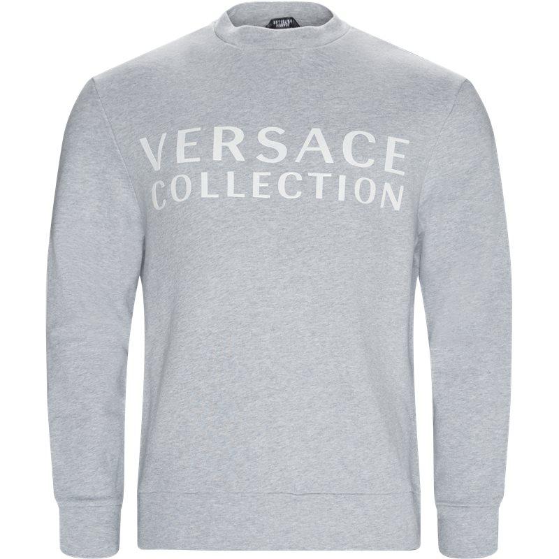 Versace sweatshirt grå fra versace på axel.dk
