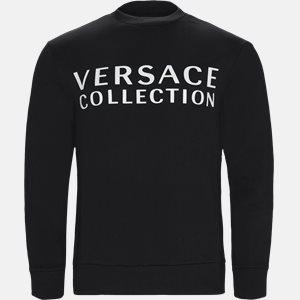 Sweatshirt  Regular fit | Sweatshirt  | Sort