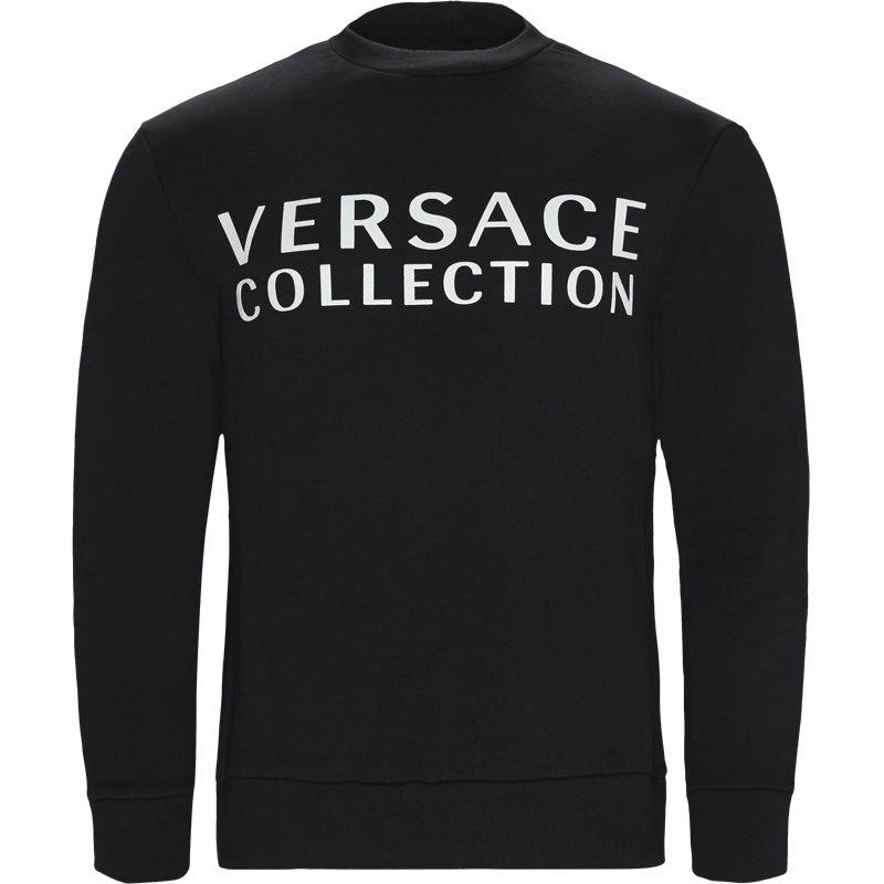Versace sweatshirt sort fra versace fra axel.dk