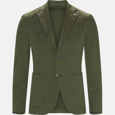 Slim   Blazers   Green