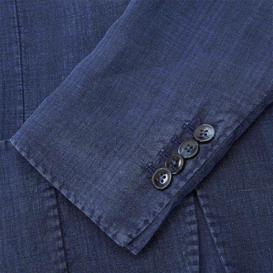 95789 2857 JACK SLIM - Blazer - Slim - BLUE - 8