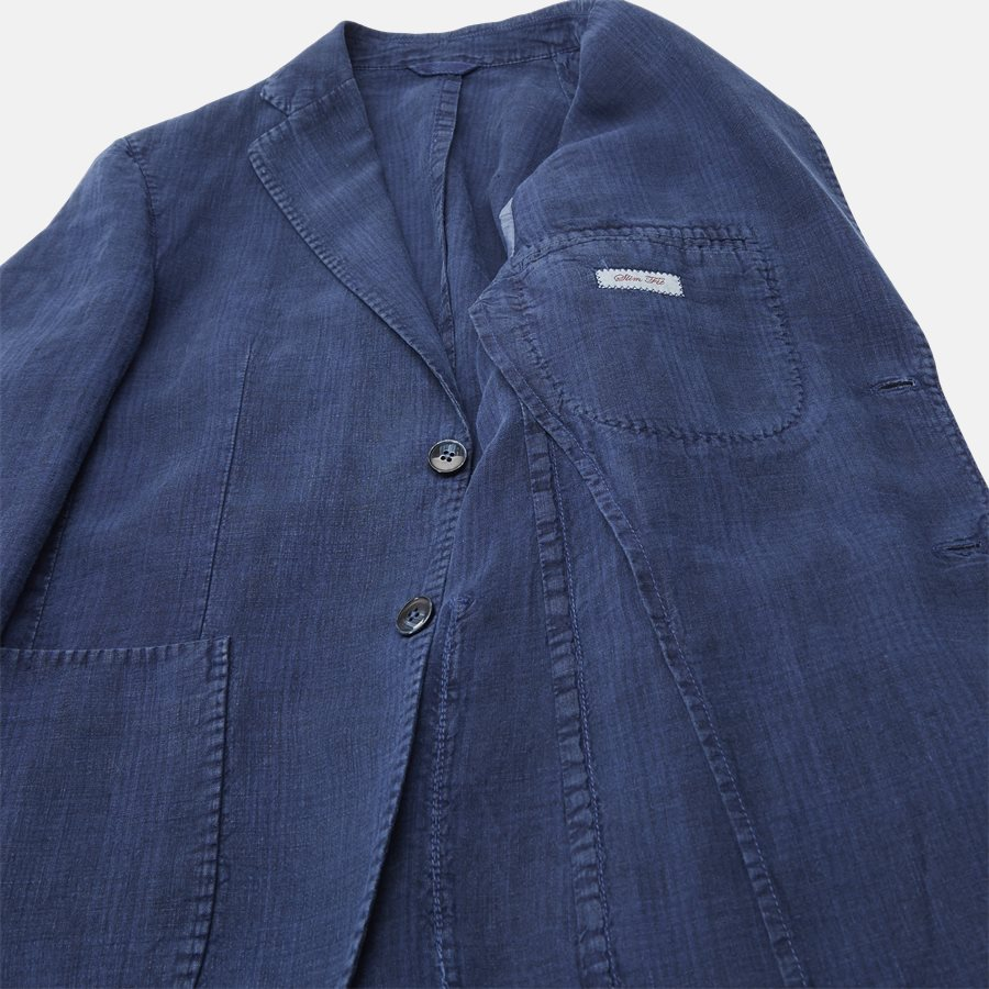 95789 2857 JACK SLIM - Blazer - Slim - BLUE - 9