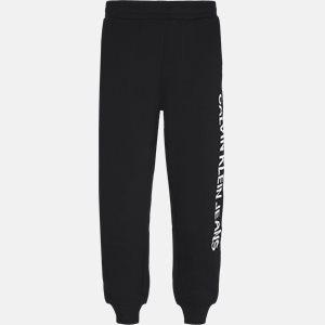 bukser  Regular fit | bukser  | Sort