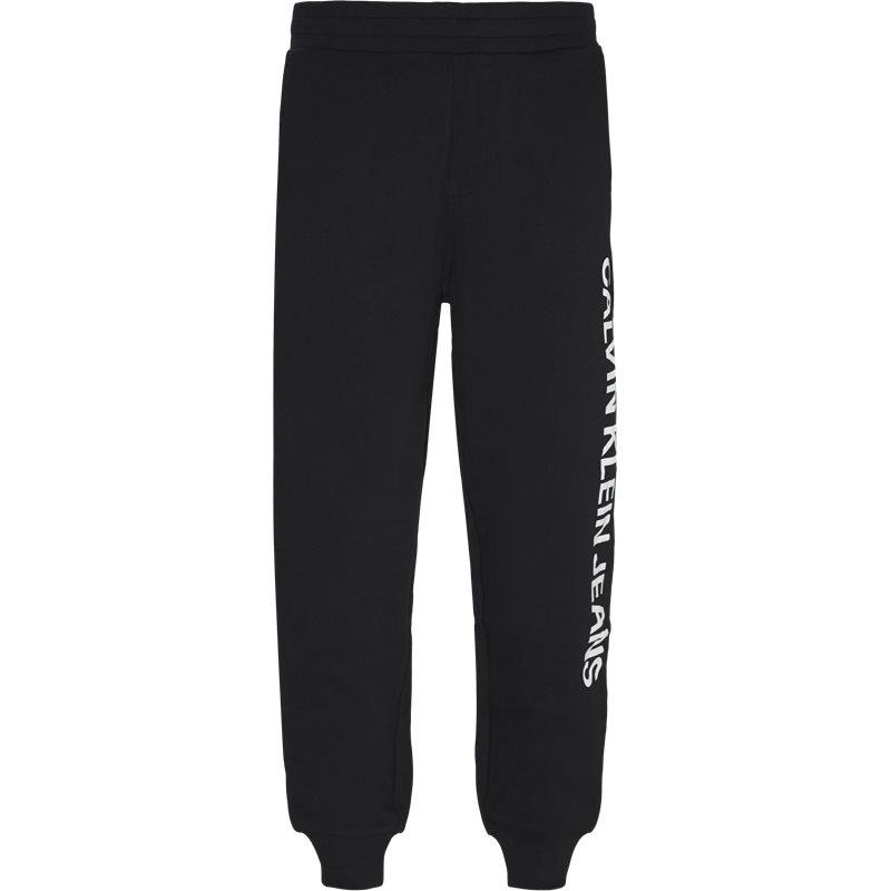 Calvin klein jeans bukser black fra calvin klein jeans fra axel.dk