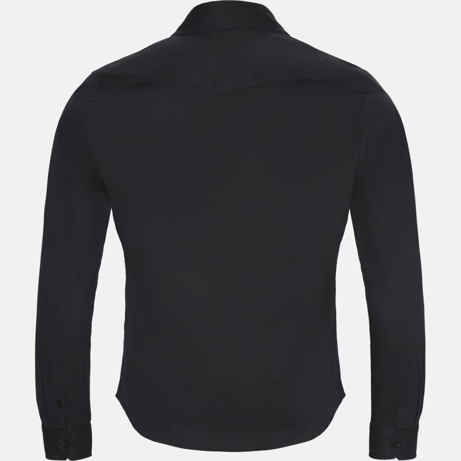 J30J310496 - Skjorter - Slim - BLACK - 2