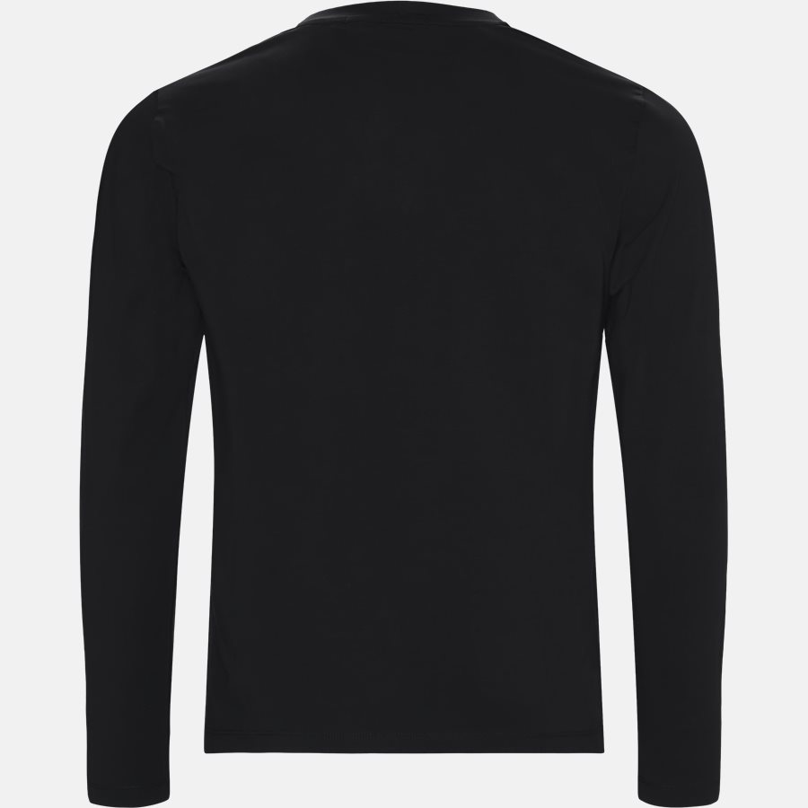 J30J310489 INSTITUTIONAL CHEST LOGO - T-shirts - Regular fit - BLACK - 2