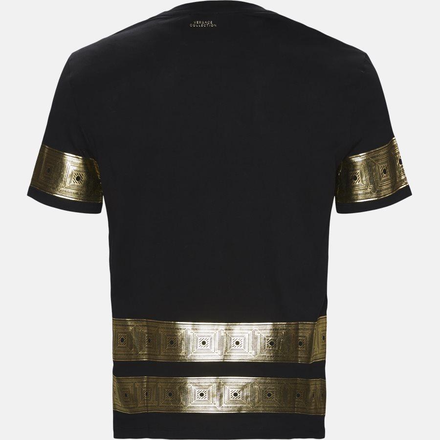 V800683R VJ00597 - T-shirts - Regular fit - SORT/GULD - 3