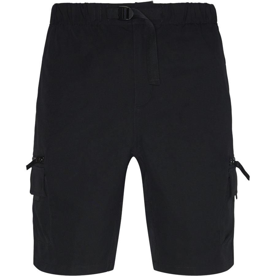 ELMWOOD SHORT I026131 - Elmwood Shorts - Shorts - Regular - BLACK - 1