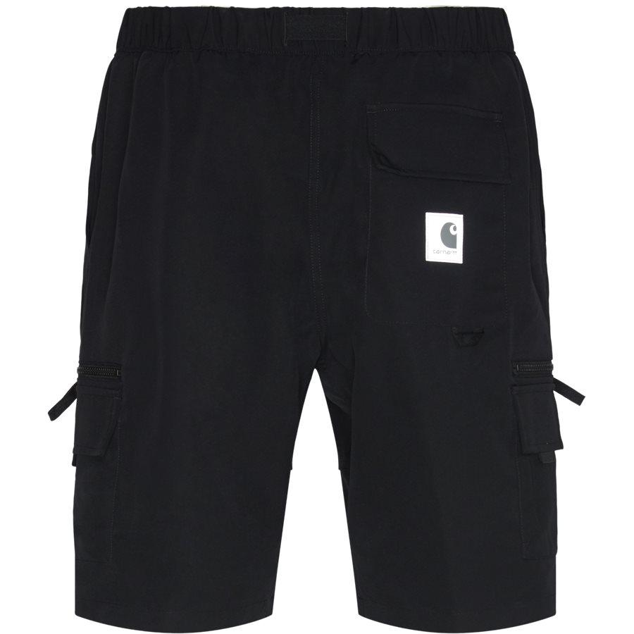 ELMWOOD SHORT I026131 - Elmwood Shorts - Shorts - Regular - BLACK - 2