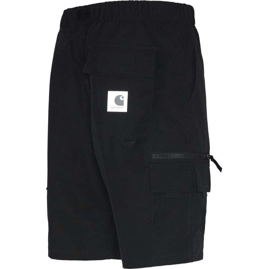 ELMWOOD SHORT I026131 - Elmwood Shorts - Shorts - Regular - BLACK - 3