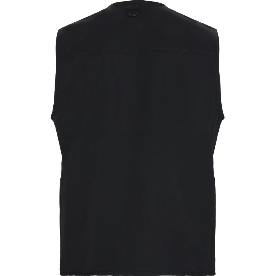 ELMWOOD VEST I026023 - Västar - Regular - BLACK - 2