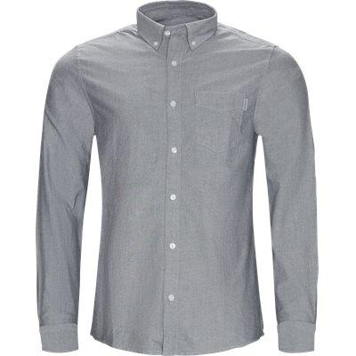 L/S Pocket Shirt Regular | L/S Pocket Shirt | Sort
