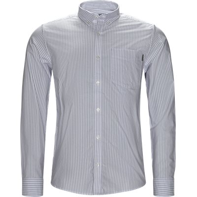 L/S Karev Shirt Regular fit | L/S Karev Shirt | Lilla