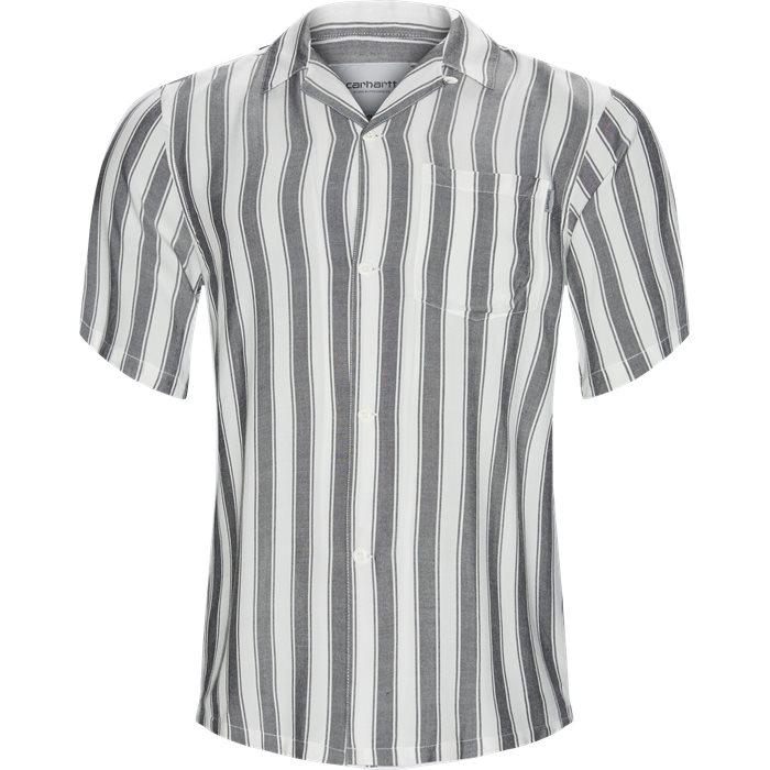S/S ESPER SHIRT - Skjorter - Regular - Multi