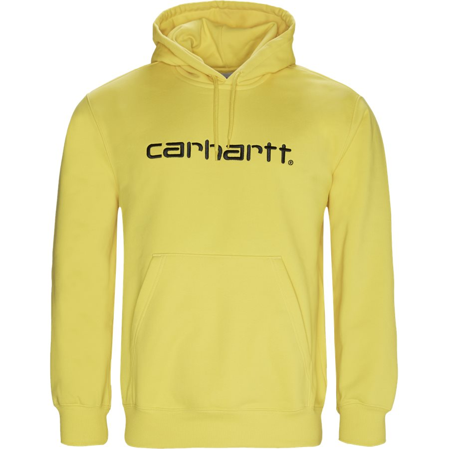 HOODED CARHARTT I027093 - Hooded Carhartt - Sweatshirts - Regular - PRIMULA/BLACK - 1