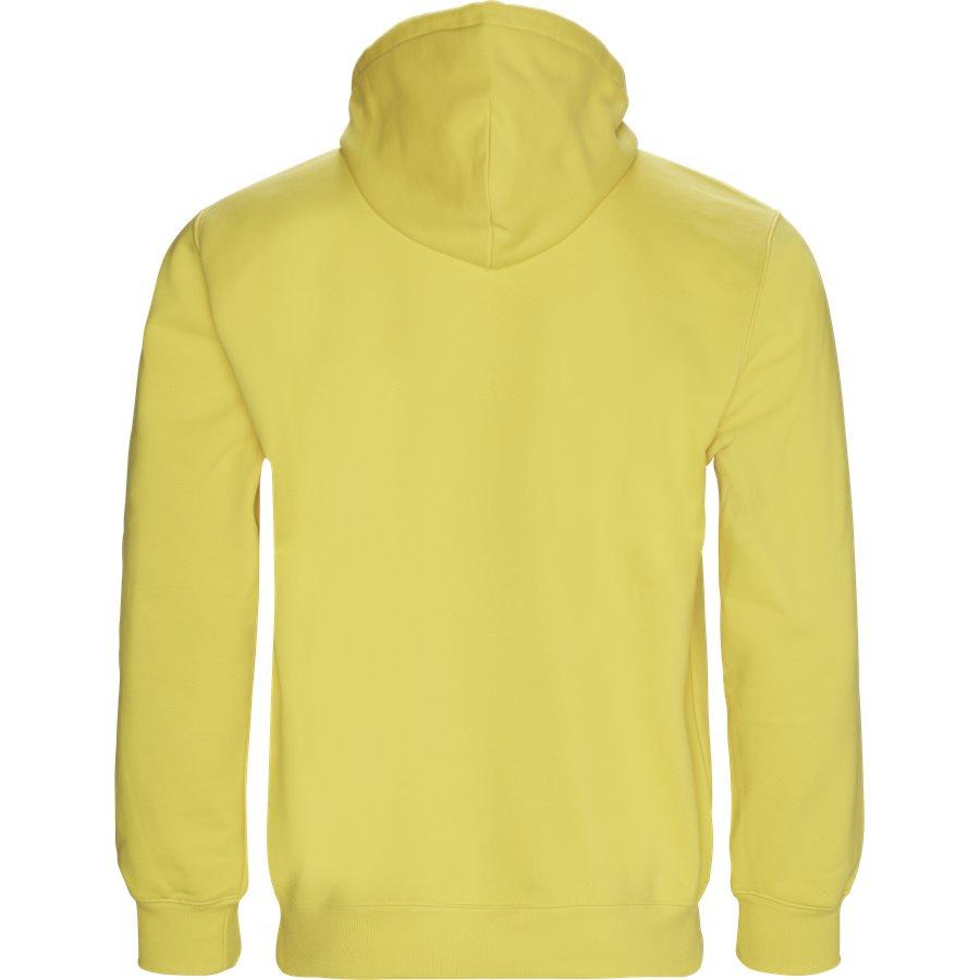 HOODED CARHARTT I027093 - Hooded Carhartt - Sweatshirts - Regular - PRIMULA/BLACK - 2