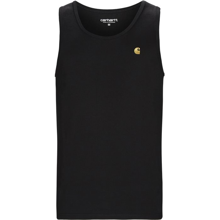 Chase Tank - T-shirts - Regular - Sort