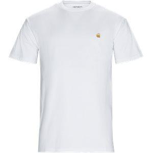 S/S Chase T-Shirt Regular   S/S Chase T-Shirt   Hvid