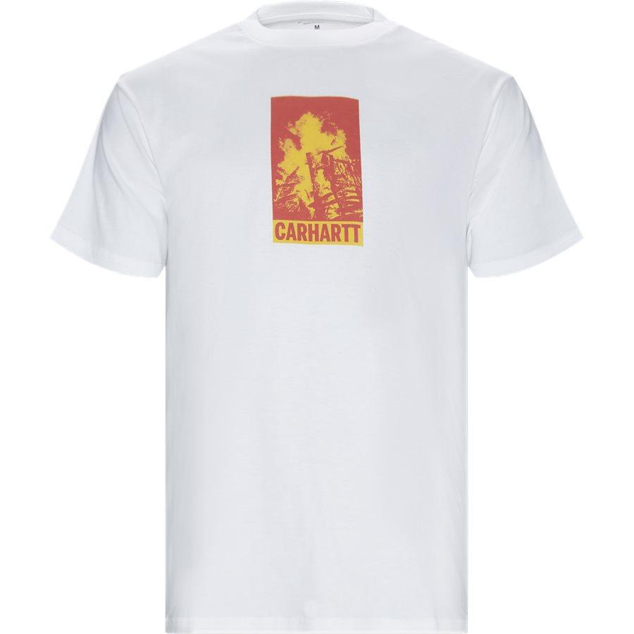 S/S CAMPFIRE I026425 - S/S Campfire - T-shirts - Regular - WHITE - 1