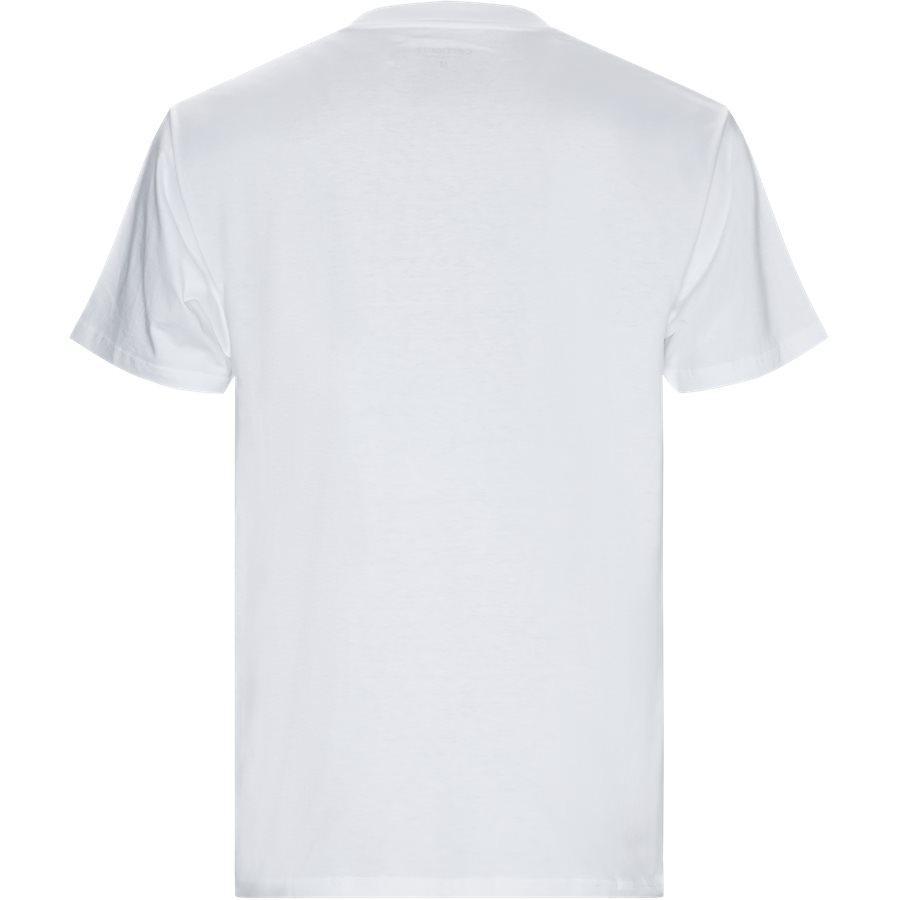 S/S CAMPFIRE I026425 - S/S Campfire - T-shirts - Regular - WHITE - 2