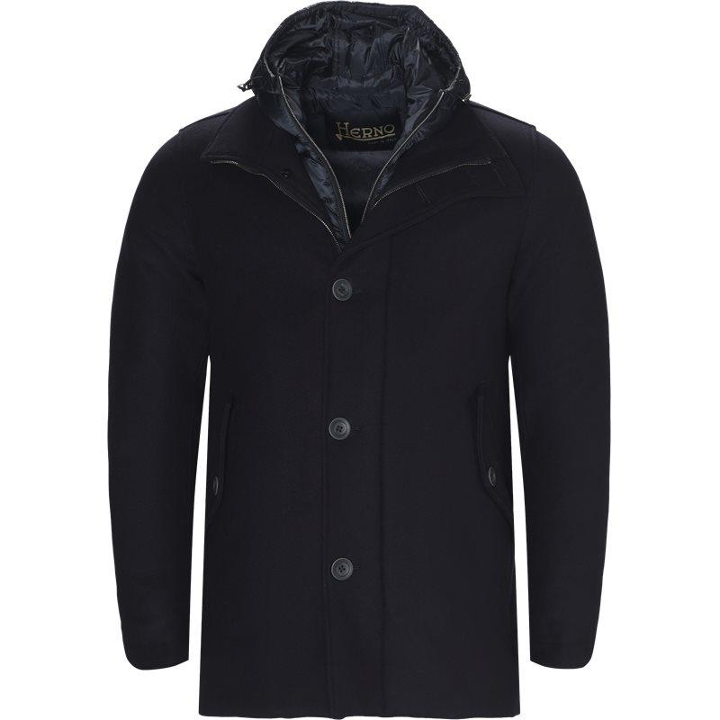 herno – Herno regular fit pcc0084u 39601 jakker navy fra axel.dk