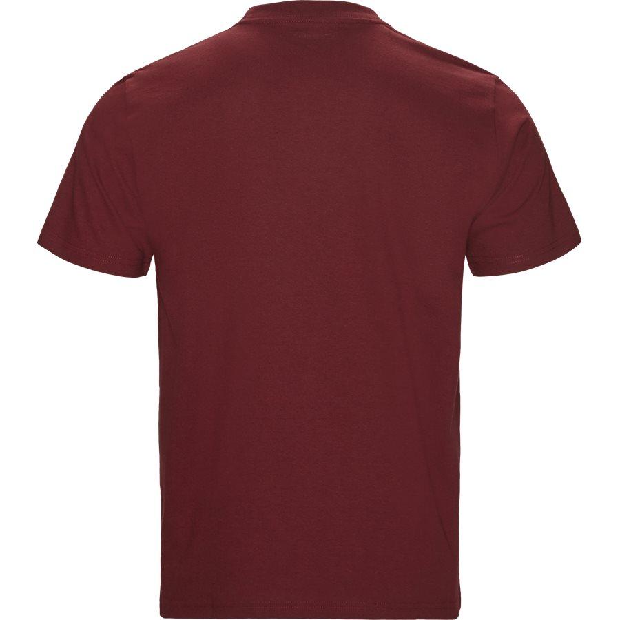 S/S HEATMAP I026414 - S/S Heatmap - T-shirts - Regular - CRANBERRY - 2