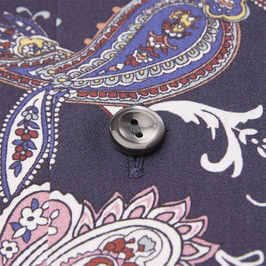 3036 79511/79311 - 3036 Signature Twill Skjorte - Skjorter - NAVY - 5
