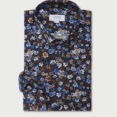 3059 Signature Twill Skjorte 3059 Signature Twill Skjorte | Blå