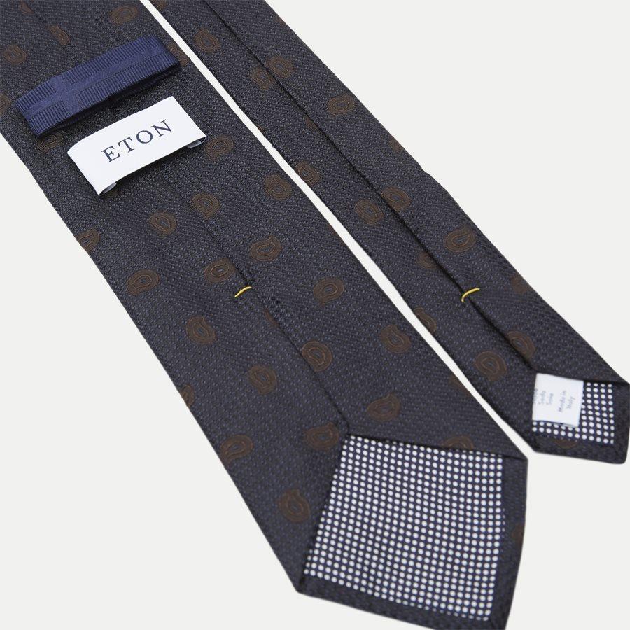 A00031120 - Krawatten - NAVY - 3