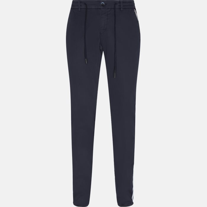 Trousers - Ekstra slim fit - Blue