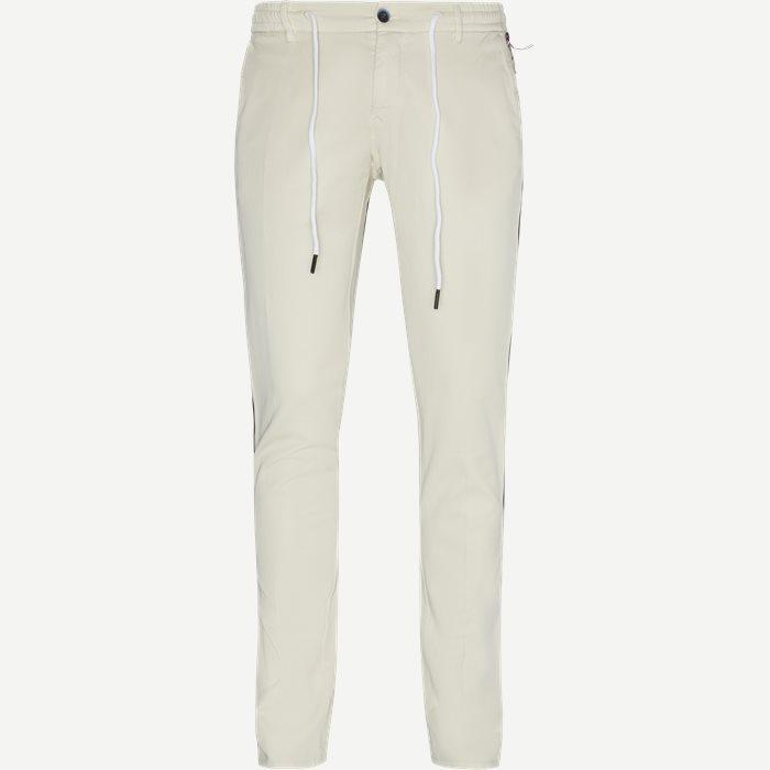 Jerbo15 Bukser - Bukser - Ekstra slim fit - Sand