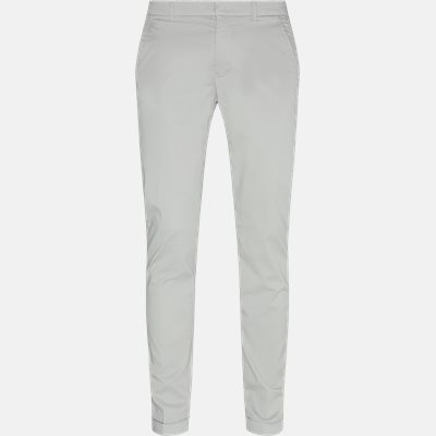 Regular fit | Trousers | Grey