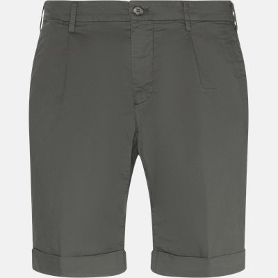Regular fit | Shorts | Grøn
