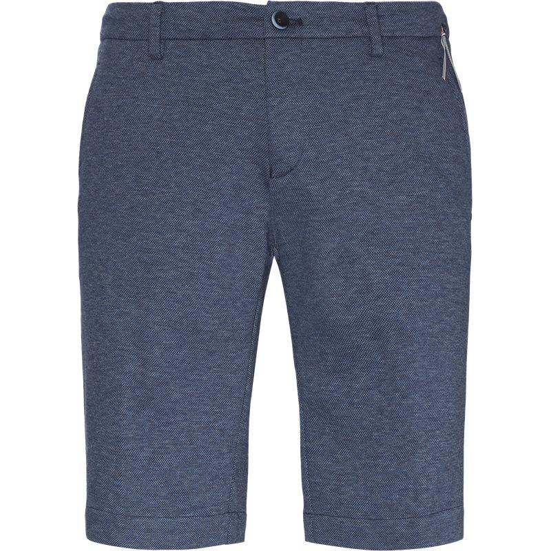 Billede af MASONS Regular fit JT104N 9BF2A4940 Shorts Blue