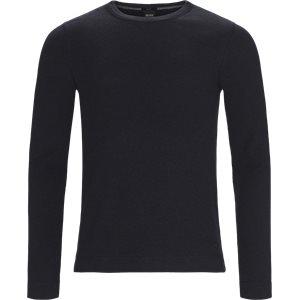 Tempest Langærmet T-shirt Slim | Tempest Langærmet T-shirt | Blå