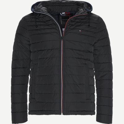 Lathan Detachable Hooded Jacket Regular | Lathan Detachable Hooded Jacket | Sort