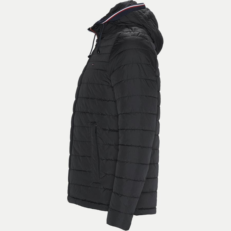 LATHAN - Lathan Detachable Hooded Jacket - Jakker - Regular - SORT - 3