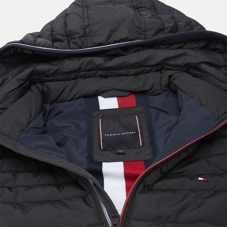LATHAN - Lathan Detachable Hooded Jacket - Jakker - Regular - SORT - 5