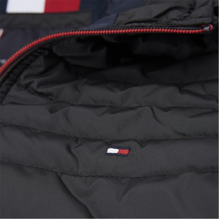 LATHAN - Lathan Detachable Hooded Jacket - Jakker - Regular - SORT - 6