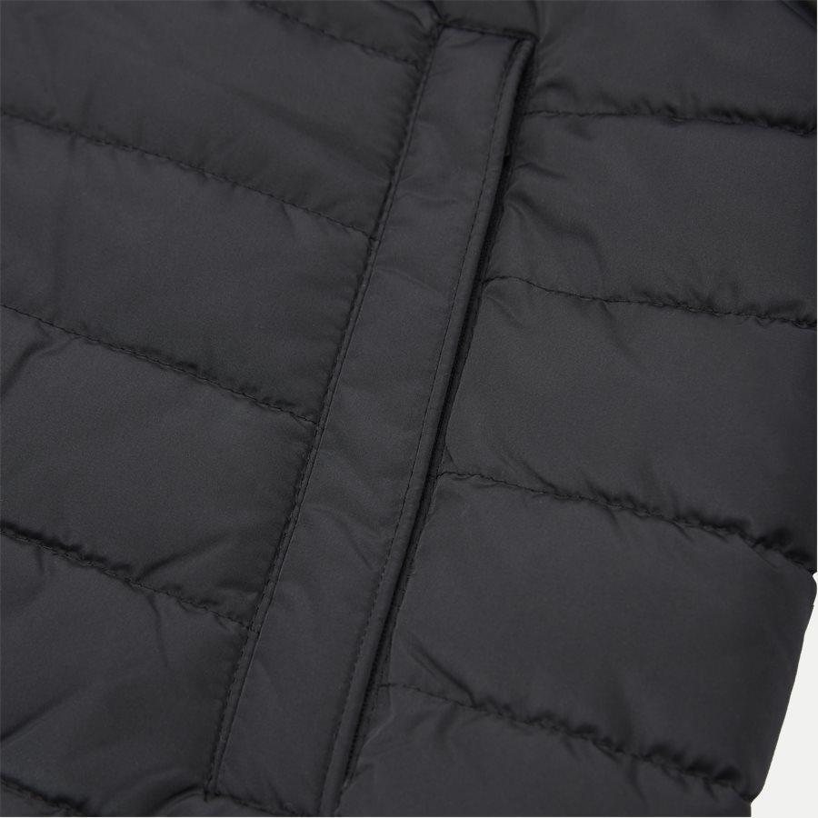LATHAN - Lathan Detachable Hooded Jacket - Jakker - Regular - SORT - 7