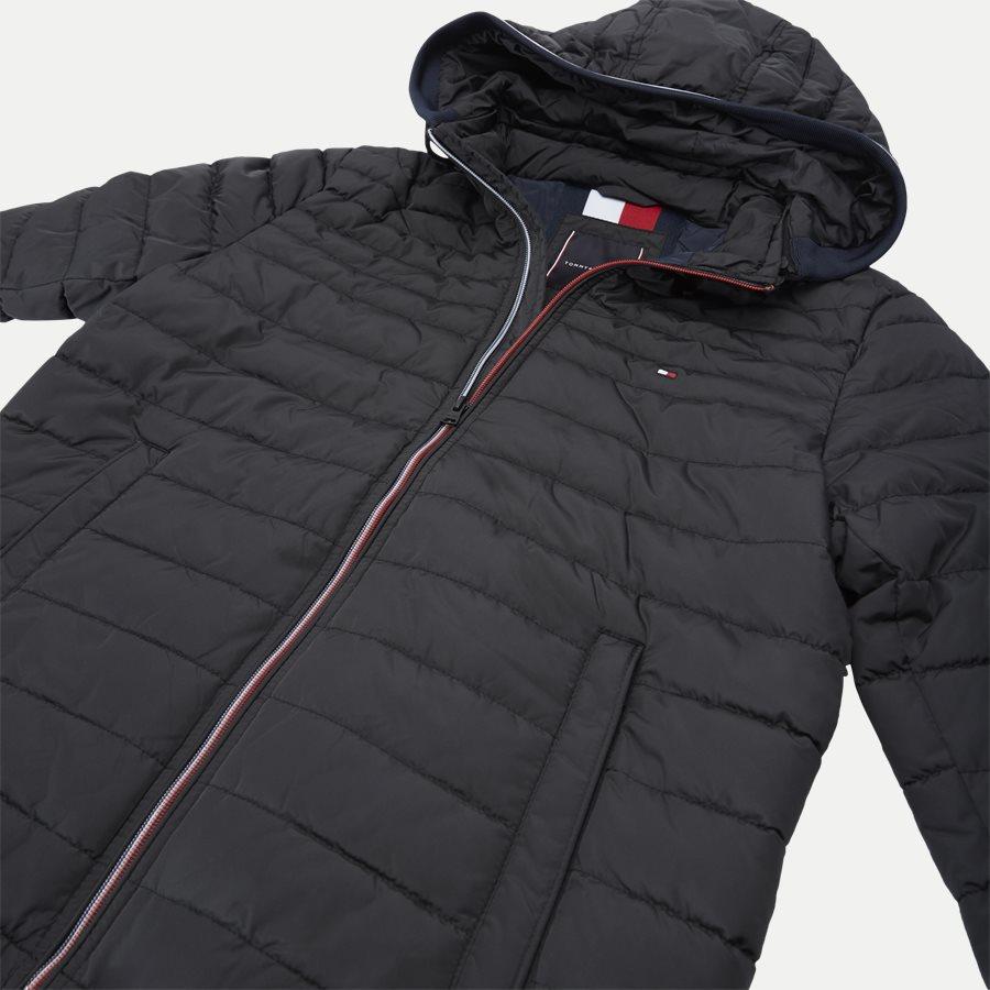 LATHAN - Lathan Detachable Hooded Jacket - Jakker - Regular - SORT - 8