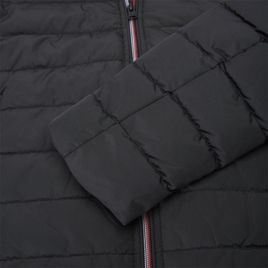 LATHAN - Lathan Detachable Hooded Jacket - Jakker - Regular - SORT - 9