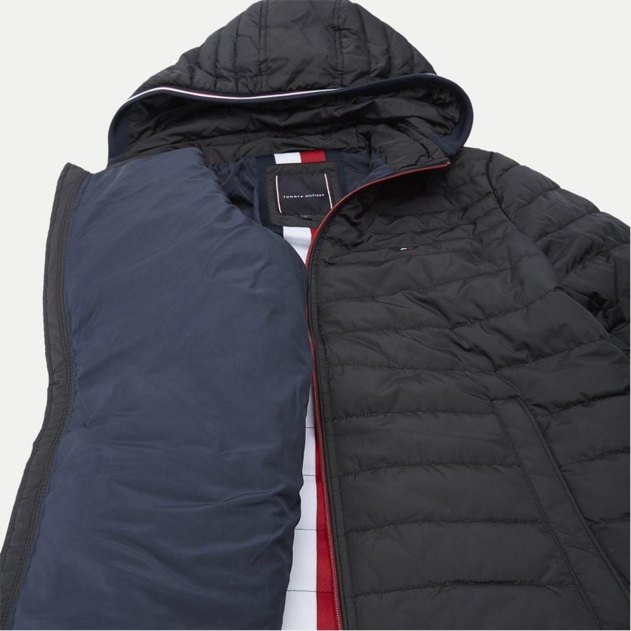 LATHAN - Lathan Detachable Hooded Jacket - Jakker - Regular - SORT - 11