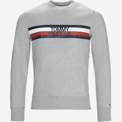 Logo Sweatshirt Regular | Logo Sweatshirt | Grå