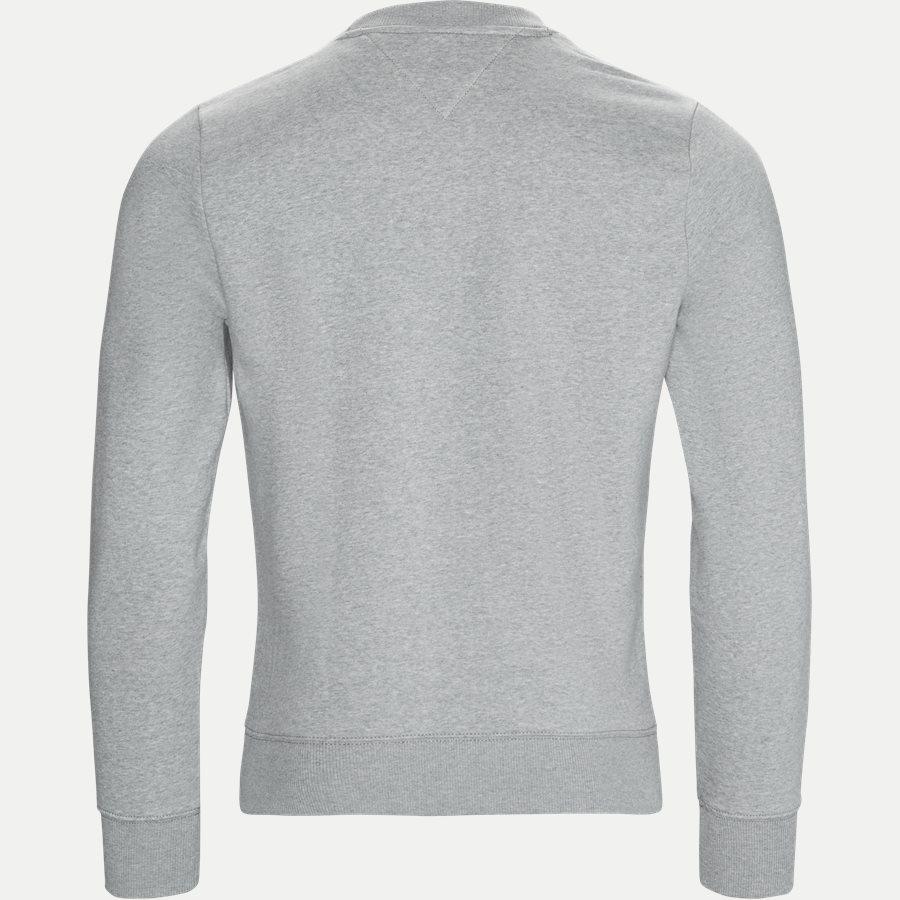 TOMMY LOGO SWEAT - Logo Sweatshirt - Sweatshirts - Regular - GRÅ - 2
