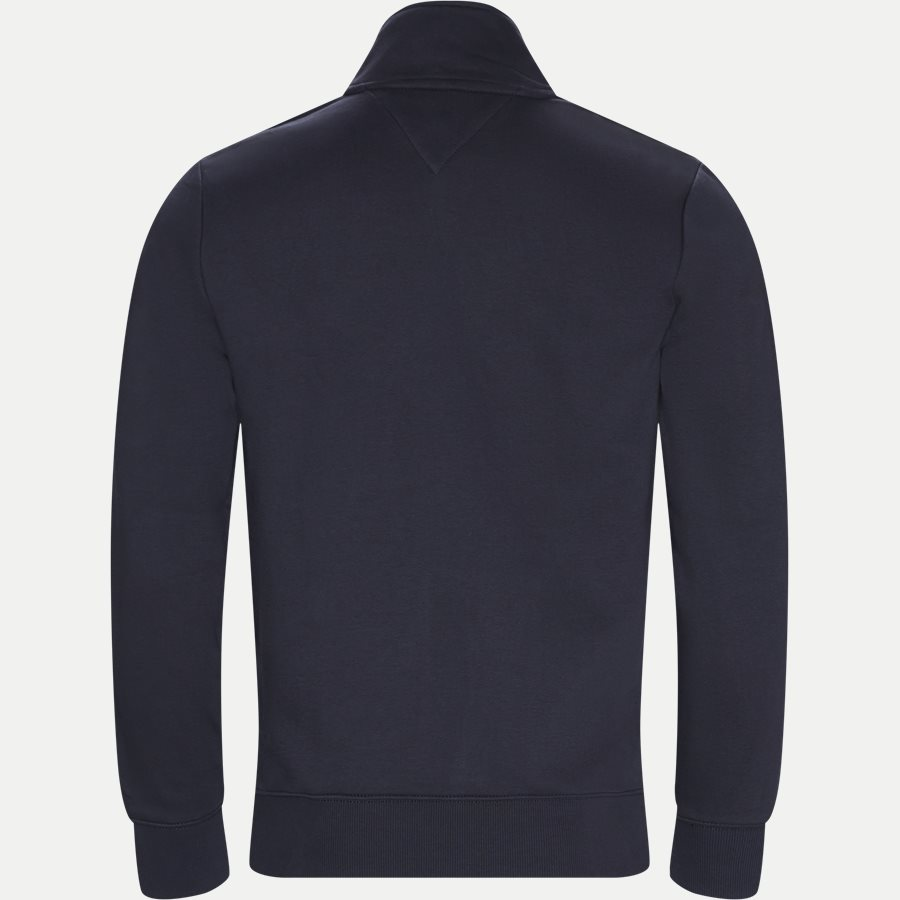 TOMMY ZIP - Zip Through Sweatshirt - Sweatshirts - Regular - NAVY - 2