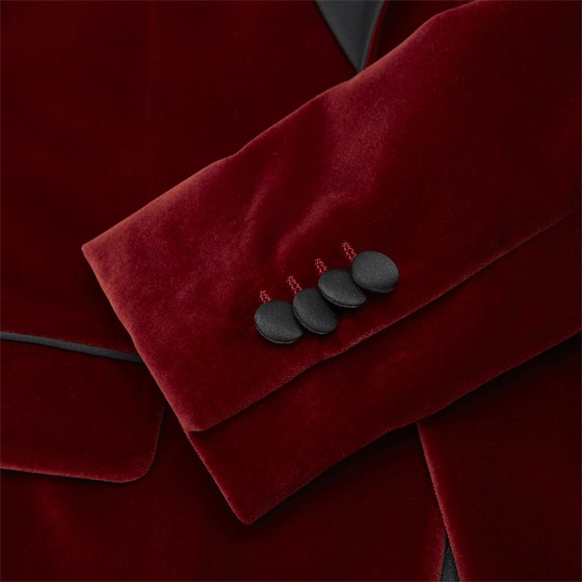 Velvet RC Smoking Jacket