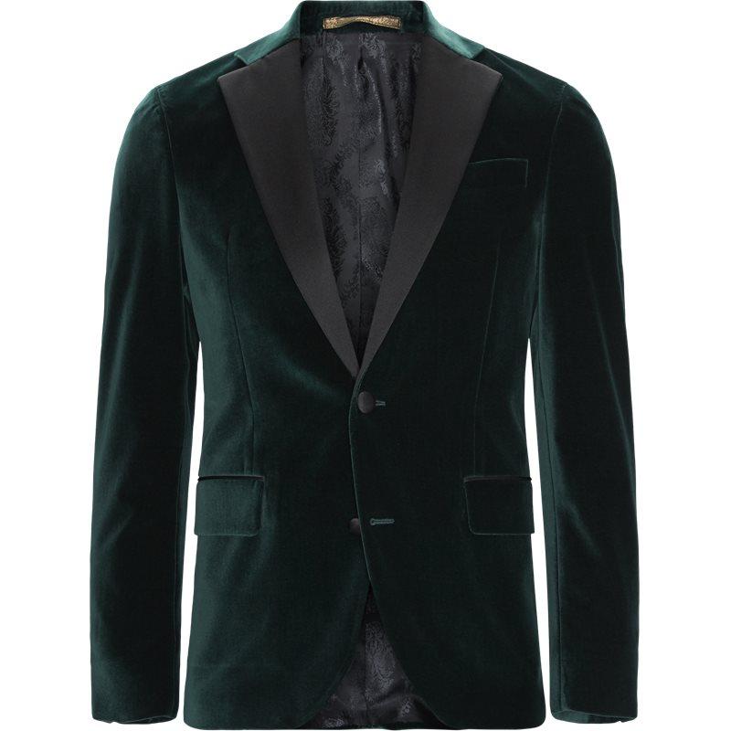 043d675416c sand Sand - velvet rc smoking jacket - Køb blazer fra sand online på ...