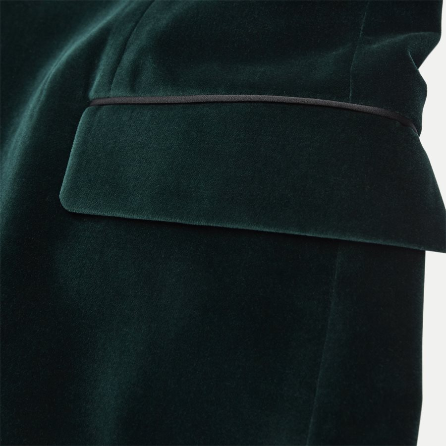 VELVET RC STAR N ST - Velvet RC Smoking Jacket - Blazer - Slim - GRØN - 6