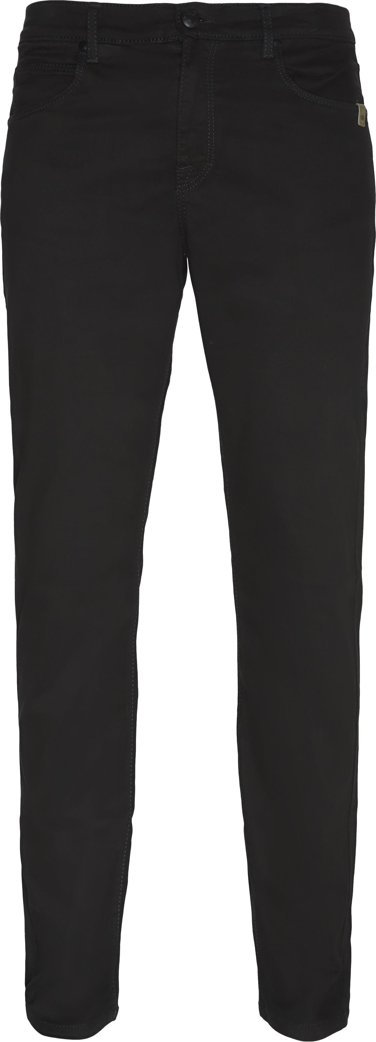 Sand Jeans - Regular - Grön - stl W36